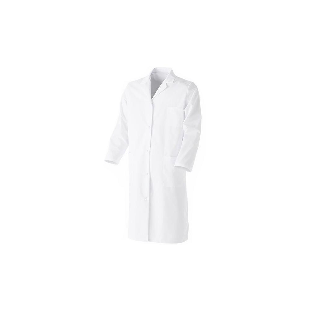 Exceptionnel cotton white blouse closure pressures - E-Vetiwork XN01