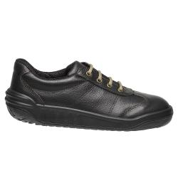JOSIO de Seguridad Zapato Hombre Negro S2