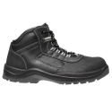 Safety shoes high tops leather black oiled toe cap composite - Parade Plaga - Standard S3 - Man