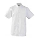 Tunique veste Médicale extra blanche Homme Leger -cawe