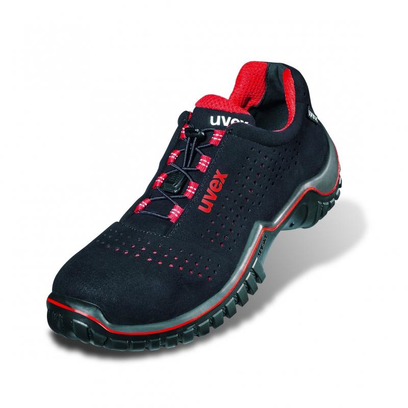 vente la moins chère concepteur neuf et d'occasion Acheter Authentic Chaussures de securite basses - Uvex Motion Style - Norme S1P - Homme