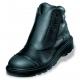 Safety footwear UVEX ORIGIN BOOTIE Welder S2 Black