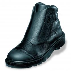 Zapatos de seguridad de alta tops para soldador - Uvex - Estándar S2 - Hombre