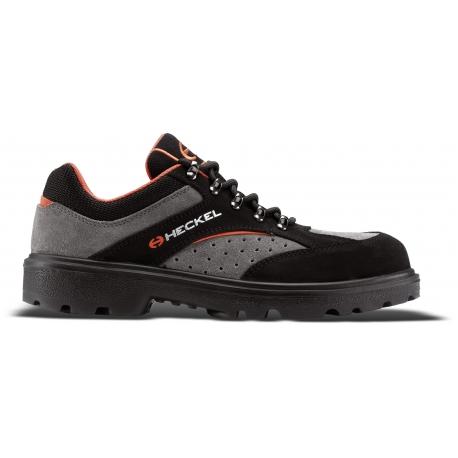 Calzado de seguridad UVEX BANDERA NANCY AERO S1P-Negro / Gris