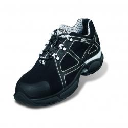 Schuh-sicherheits-Frau UVEX XENOVA ATC GORE-TEX S3 Schwarz / Weiß