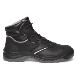 Chaussures de sécurité montantes pour chantier BTP - Parade Sylta - Norme S3 - Homme