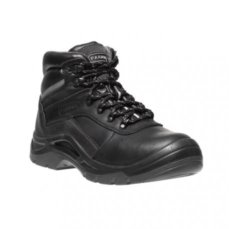 Défilé - Chaussures De Protection En Cuir Noir Femme Noir 36 D4KemiptV
