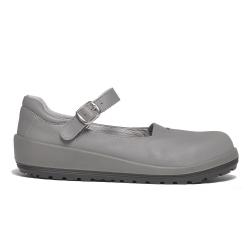 BIANCA Schuh-sicherheits-weiblich typ ballerina S3 SRC