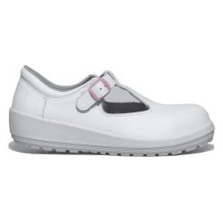 BATINA de seguridad Zapato de mujer bailarina S1P SRC