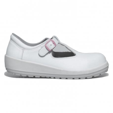 BATINA Chaussure de sécurité femme ballerine S1P SRC