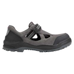 Zapato de seguridad tipo sandalia - Desfile de Talya Estándar de la S1P - el Hombre y la Mujer