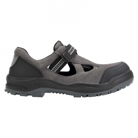 TALYA : safety shoe type sandal low composite S1P SRC