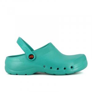 DIAN EVA-dunkelgrün - Schuh medizinischen EVA-ISO 20344:2005/A1:2008