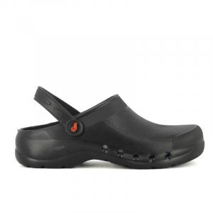 DIAN EVA negro - Zapatos médicos EVA ISO 20344:2005/A1:2008