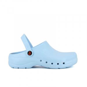 DIAN EVA-hellblau celeste - Schuh medizinischen EVA-ISO 20344:2005/A1:2008