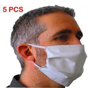 masque tissus lavable face