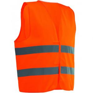 Gillet haute visibilité orange - FalkandRoss