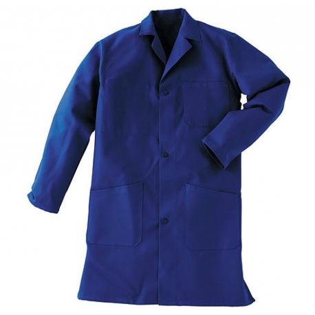 VETIWORK - Blouse bleu industrielle Industrielle manches longues
