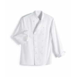 VETIWORK - Jacket-in-kitchen long sleeves