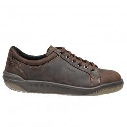 DESFILE JUNA S3 SRC EN20345, Zapato de seguridad deportiva de baloncesto tipo de hombre de ciudad