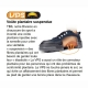 Safety shoe man, low basketball PARADE JERICA S1P SRC EN20345