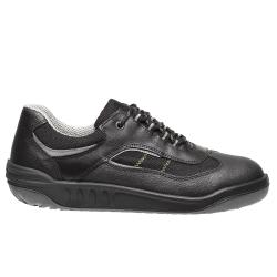 Zapato de seguridad hombre, bajo baloncesto DESFILE conjunta jerica S1P SRC EN20345
