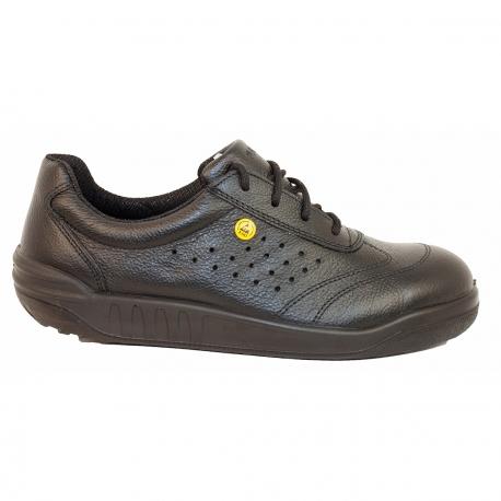 Zapato de seguridad de baja deporte unisex DESFILE JAGUAR S1 SRC ESD-