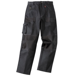 Work pants Very Resistant Multipoches