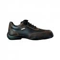 Chaussures de sécurité basses - Gaston Mille Mycity Brown - Norme S3 - Femme