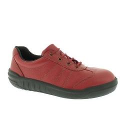 Zapatos de seguridad de baja Desfile Josio Estándar S2 - Mujer