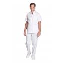 Tunique veste médical - Mulliez Trika - Manches courtes - Mixte