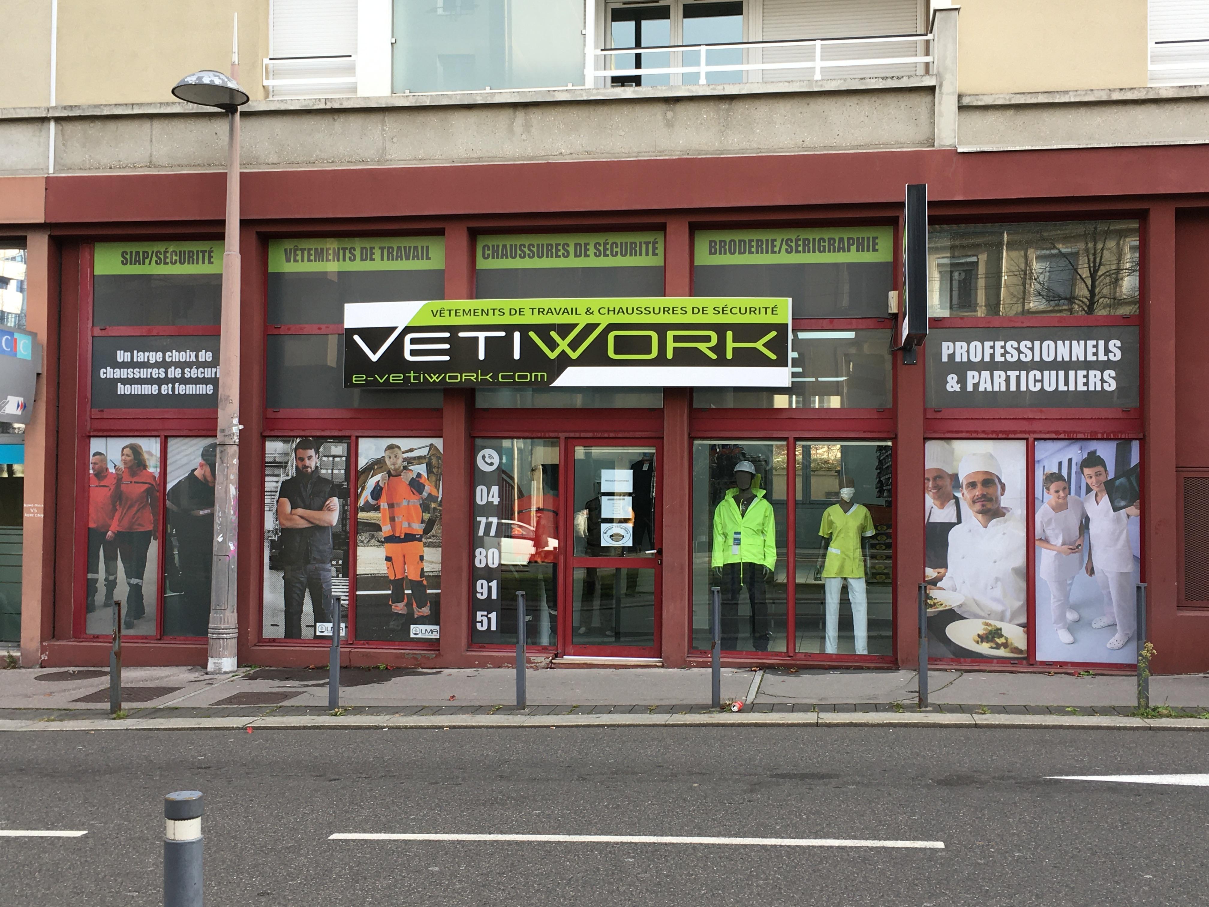 Vetiwork Saint Etienne